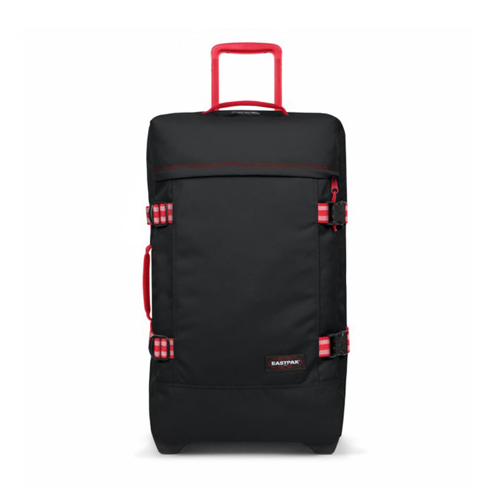 Eastpak Tranverz L Large 2019 - Black-Red Bag