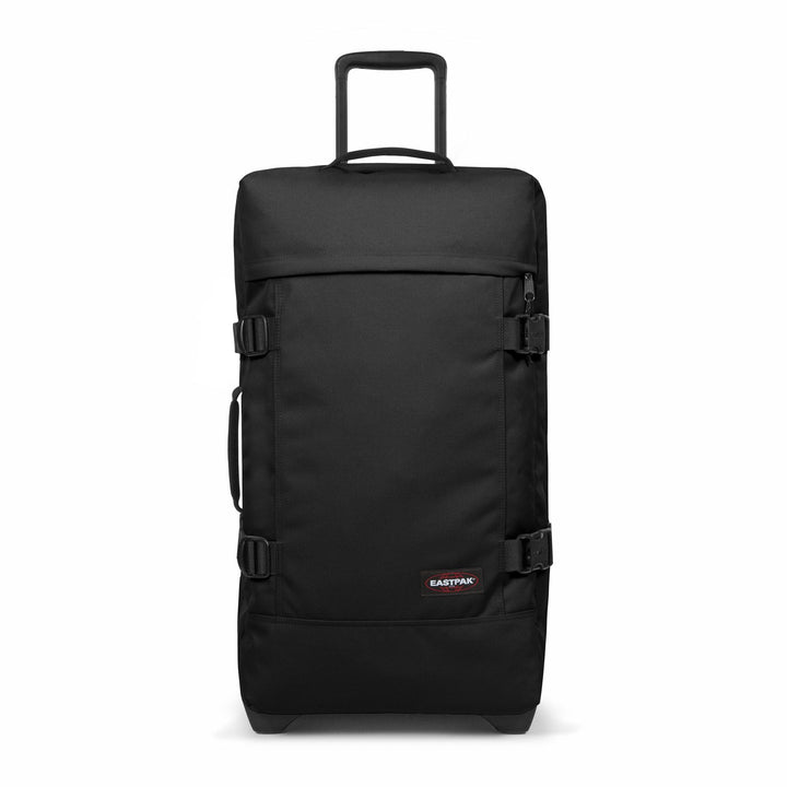 Eastpak Tranverz M Medium Black Wheeled Luggage