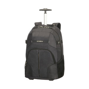 Samsonite Rewind Laptop Backpack With Wheels Black