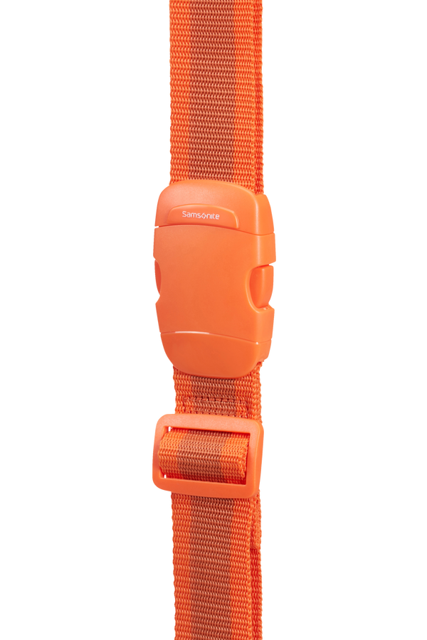 Samsonite Luggage Strap 38mm Orange