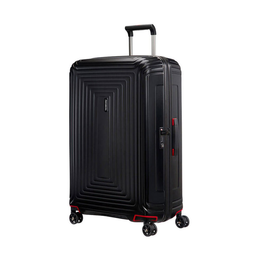 Samsonite Neopulse 75cm Spinner Matte Black