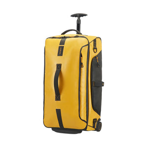 Samsonite Paradiver Light Duffle With Wheels 67cm Yellow