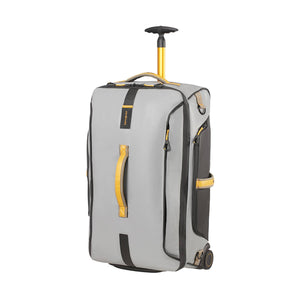 Samsonite Paradiver Light Duffle With Wheels 67cm Grey / Yellow