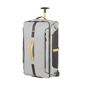 Samsonite Paradiver Light Duffle With Wheels 79cm Grey / Yellow