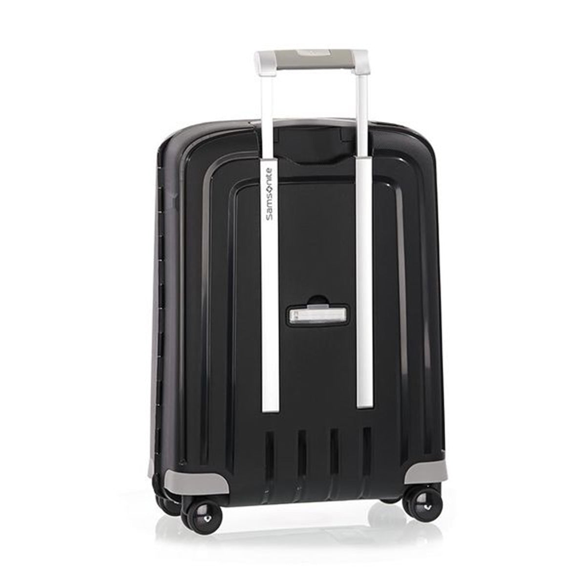 1ecef314575 Samsonite S'Cure Cabin 55cm Spinner Black – Casepoint Luggage & Bags
