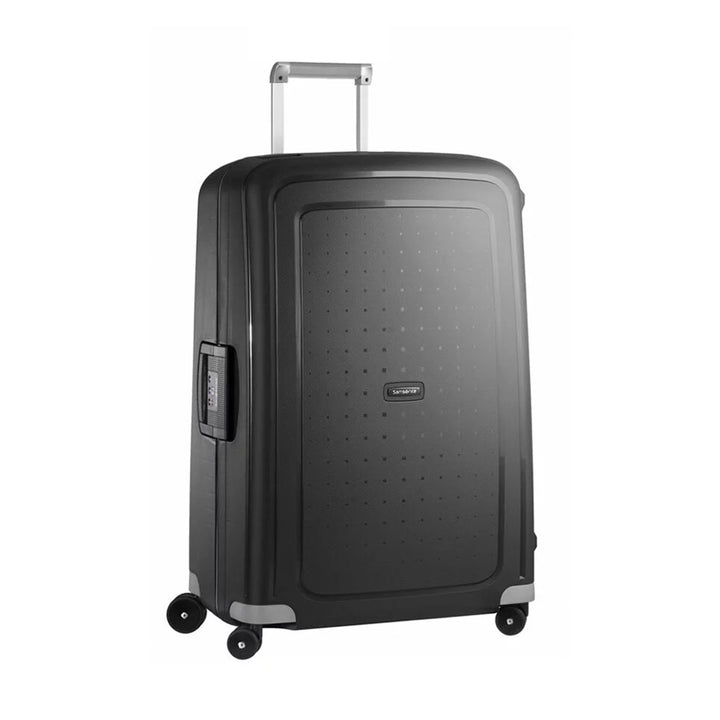 Samsonite S'Cure L 75cm Spinner - Black Suitcase