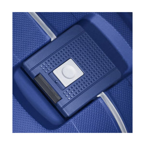 Samsonite S'Cure L 75cm Spinner - Dark Blue Bag Lock Detail