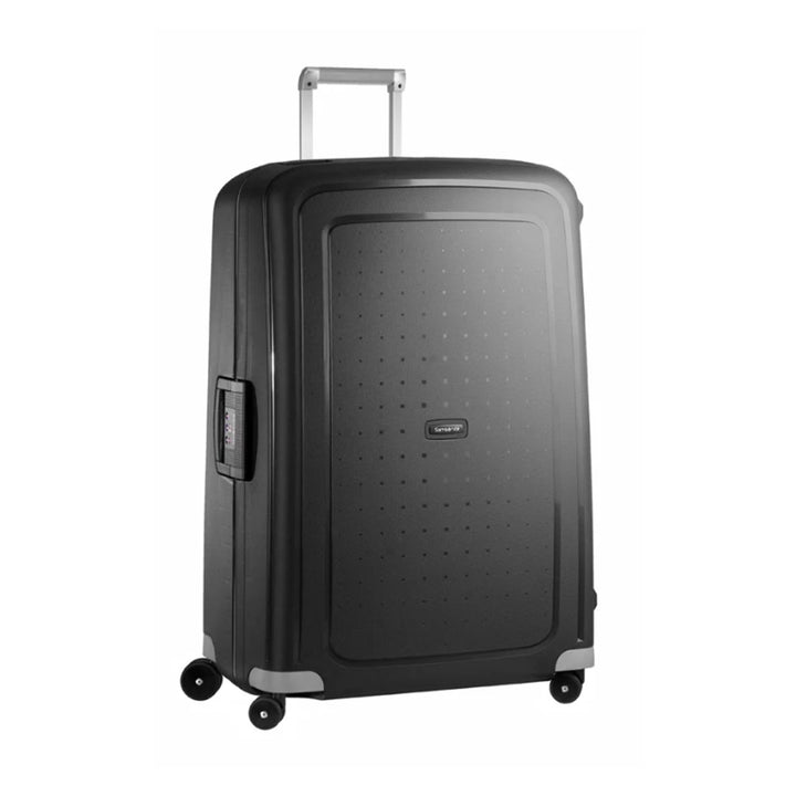 Samsonite S'Cure XL 81cm Spinner - Big Black Suitcase