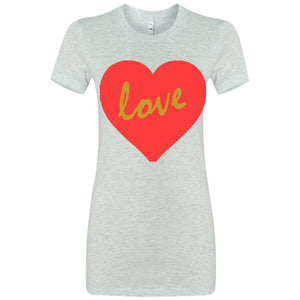 Love Women's The Favorite Tee