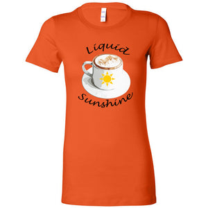 Liquid Sunshine Women's The Favorite Tee