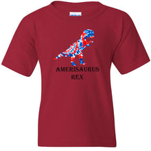 Load image into Gallery viewer, Amerisaurus Gildan - Heavy Cotton Youth T-Shirt