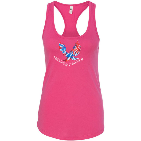 Freedom Forever Women's Ideal Racerback Tank
