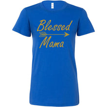 Load image into Gallery viewer, Blessed Mama Women's The Favorite Tee