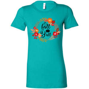 Fall Y'all Women's The Favorite Tee