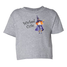 Load image into Gallery viewer, Wicked Cute Toddler Cotton Jersey Tee