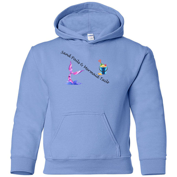 Pails & Tails Heavy Blend Youth Hooded Sweatshirt
