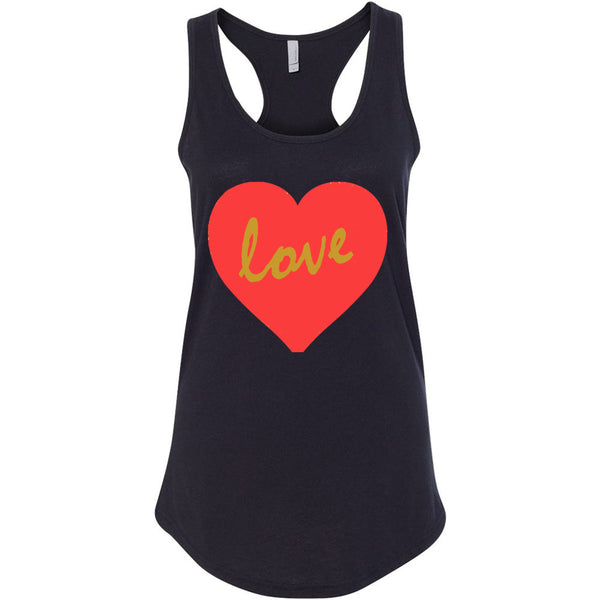 Love Women's Ideal Racerback Tank