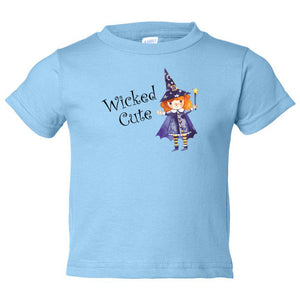 Wicked Cute Toddler Cotton Jersey Tee