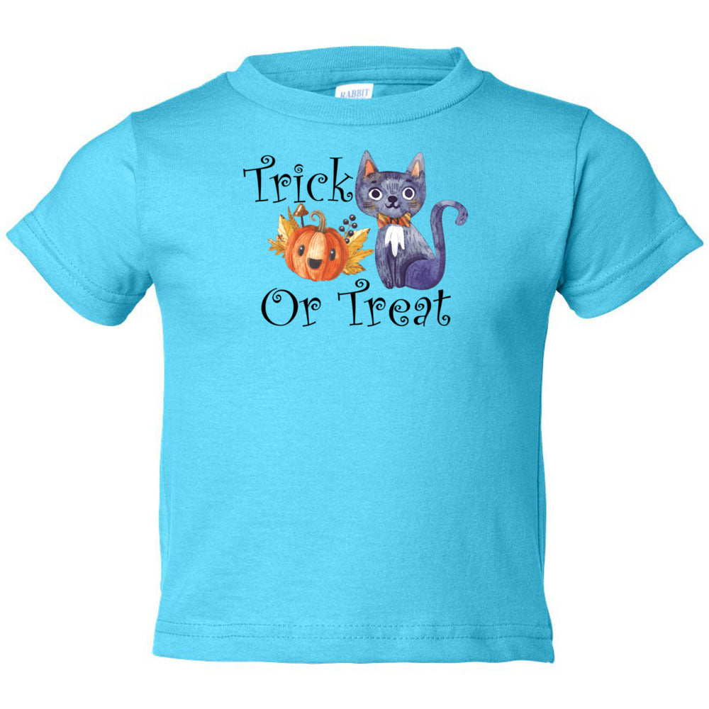 Trick or Treat Toddler Cotton Jersey Tee