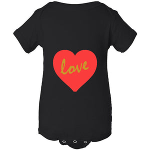 Love Infant Fine Jersey Bodysuit