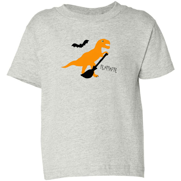 RAWR Halloween Toddler Cotton Jersey Tee