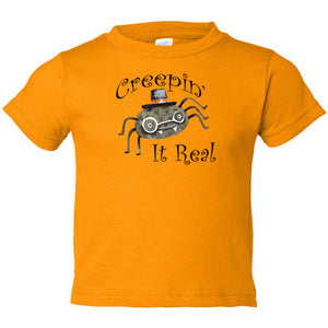 Creepin' Toddler Cotton Jersey Tee