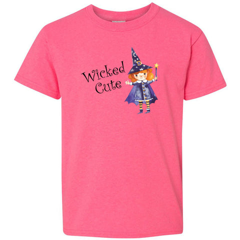 Wicked Cute Heavy Cotton Youth T-Shirt