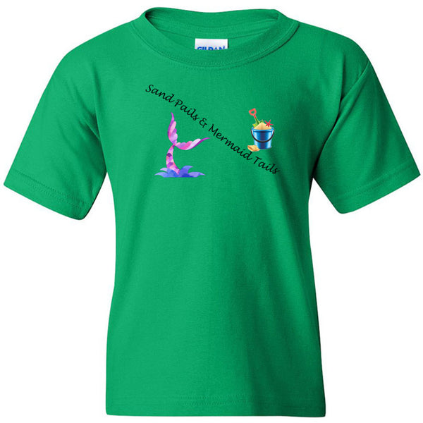 Pails & Tails Cotton Youth T-Shirt