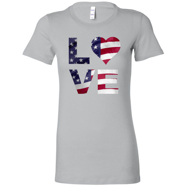 Love USA Women's The Favorite Tee
