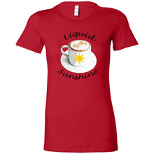 Load image into Gallery viewer, Liquid Sunshine Women's The Favorite Tee