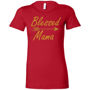 Blessed Mama Women's The Favorite Tee