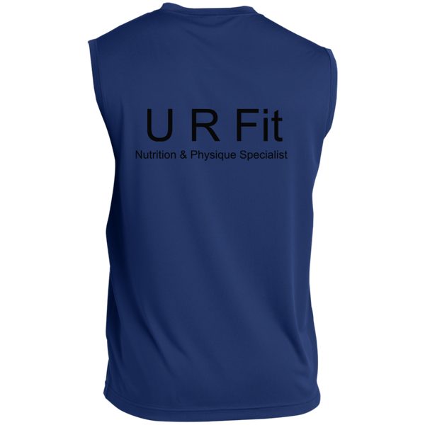 U R Fit Sport-Tek Sleeveless Performance T-Shirt