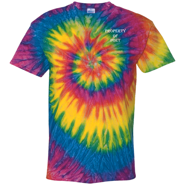 Disciples MC White Poet 100% Cotton Tie Dye T-Shirt