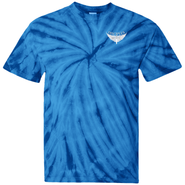 Disciples MC White FC 100% Cotton Tie Dye T-Shirt