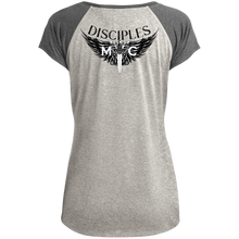 Load image into Gallery viewer, Disciples MC Black Blade Ladies Performance T-Shirt