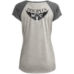 Disciples MC Black Blade Ladies Performance T-Shirt