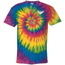 Load image into Gallery viewer, Disciples MC White FC 100% Cotton Tie Dye T-Shirt