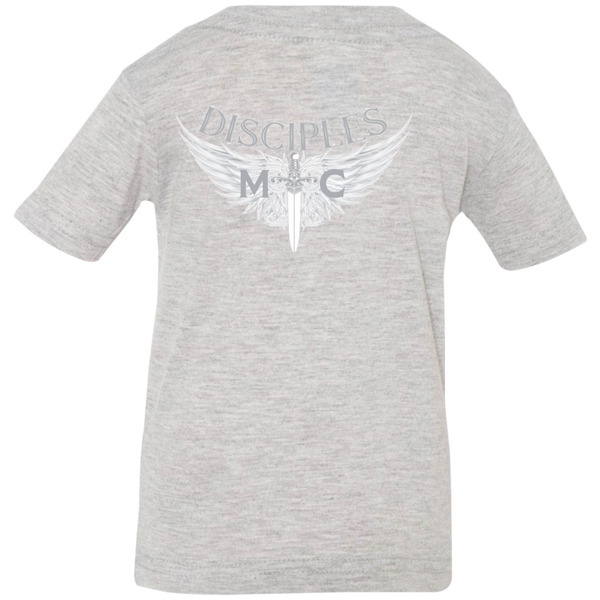 Disciples MC White Rabbit Skins Infant Jersey T-Shirt