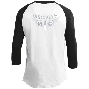 Disciples MC White Sport-Tek Youth Sporty T-Shirt