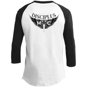 Disciples MC Black Sport-Tek Youth Sporty T-Shirt