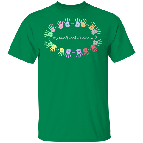Save The Children 5.3 oz. T-Shirt