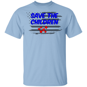 Save The Children Youth 100% Cotton T-Shirt