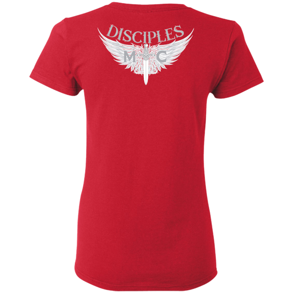 Disciples MC B&E Ladies' T-Shirt