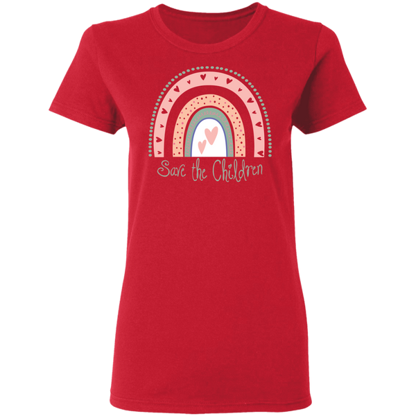 Save The Children Women's Tee