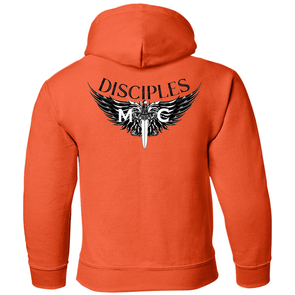 Disciples Black Gildan Youth Pullover Hoodie