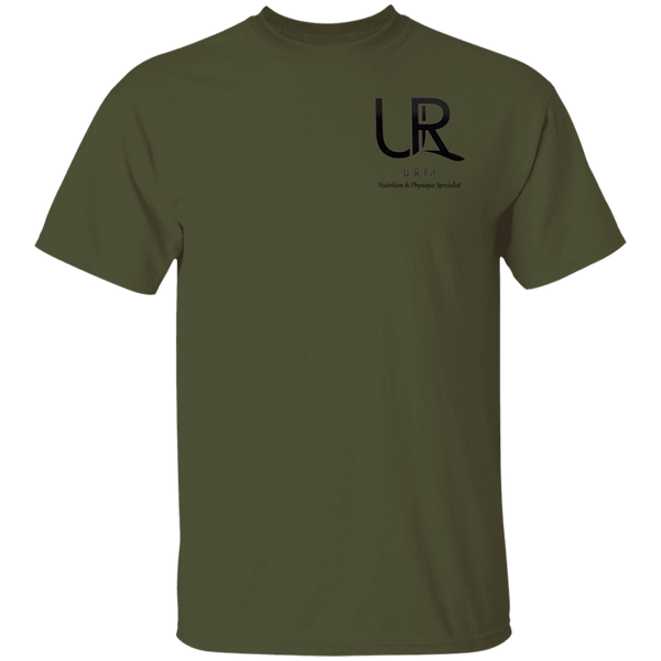 U R Fit w/words Gildan 5.3 oz. T-Shirt