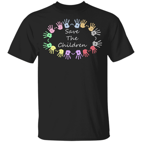 Save The Children Youth 5.3 oz 100% Cotton T-Shirt