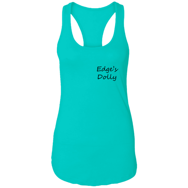 Disciples MC E&D Blk Ladies Ideal Racerback Tank