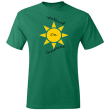 Load image into Gallery viewer, Walking On Sunshine Tagless T-Shirt