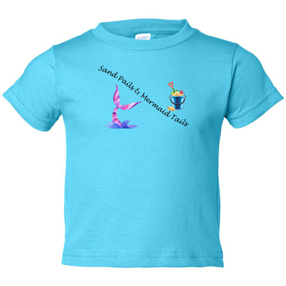 Pails & Tails Toddler Cotton Jersey Tee